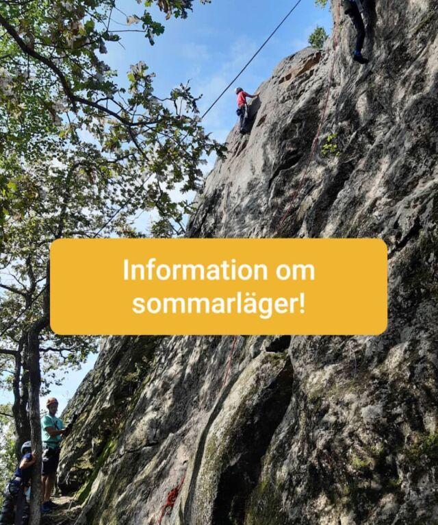 Vi har fortfarande många platser kvar vecka 29 och 30! Anmäl er via vår hemsida eller maila oss till klatterskola@karbin.com 🌼  #sommarlov  #sommarläger  #barnaktivitet  #barnistan  @barnistan  #stockholm  #klättring  #bouldering  #friluftsliv