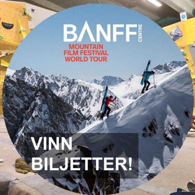 Karbin Klätterhall lottar ut två biljetter till Banff Mountain Film Festival i Sverige! ✨👏  För att vinna; lägg upp en video eller bild på när du eller en kompis klättrar på Karbin, eller utomhus och tagga oss i inlägget eller storyn! Vinnaren presenteras Söndagen 3e oktober.  Vill du veta mer om Banff Mountain Film Festival gå in på;  https://pathfindertravels.se/banff-mountain-film-festival/